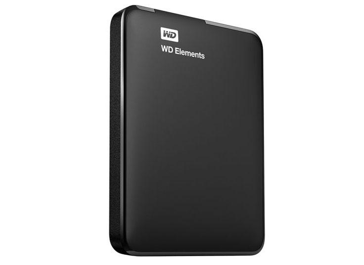 Disco duro externo portátil 2 TB de capacidad de la marca WD Elements a un precio excepcional. Hazte con el chollo de disco duro portátil. Oferta única.