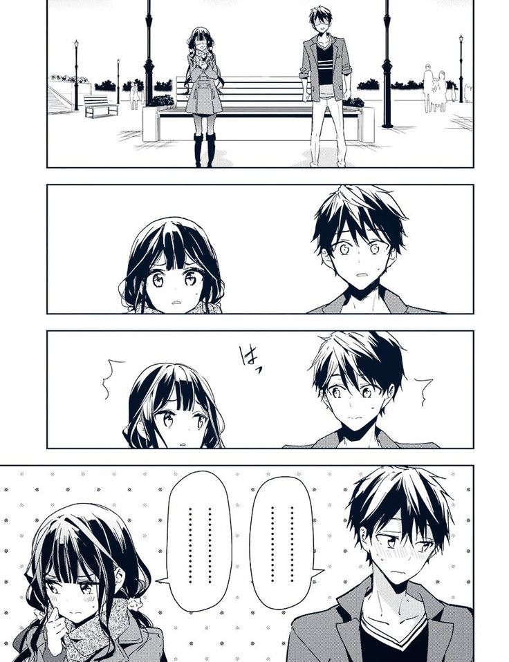 Manga | Masamune-kun no Revenge | omg just look at them so cute~ |  edits by @AraXanim on Pinterest