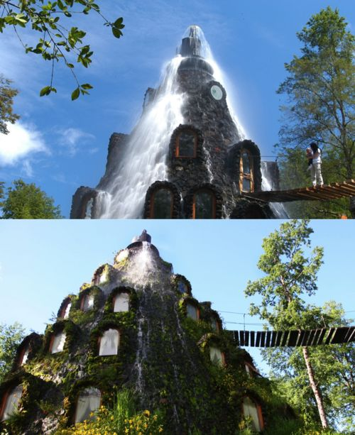 Montaña Mágica Lodge | Huilo Huilo