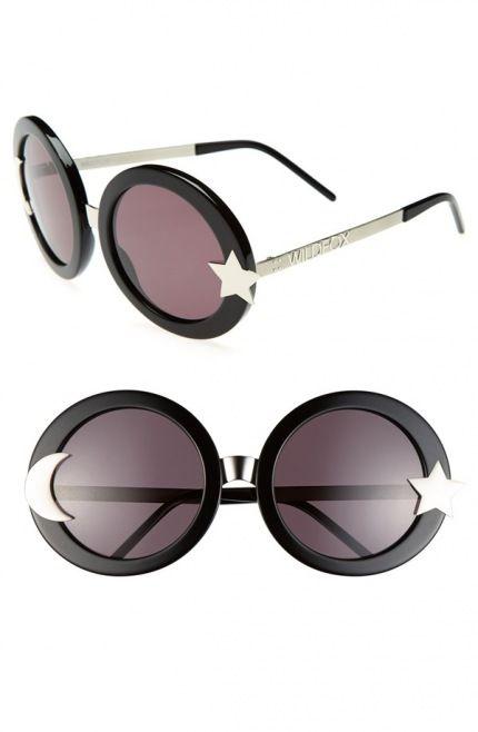 2014 Yaz için En Şık Güneş Gözlükleri - Wildfox 'Luna' Sunglasses , $219.00