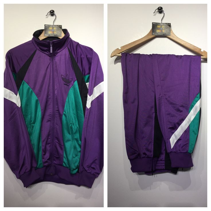 Adidas full Tracksuit size Small (but Fits Oversized) £48  Website➡️ www.retroreflex.uk  #adidas #trefoil #vintage #oldschool #retro #truevintage