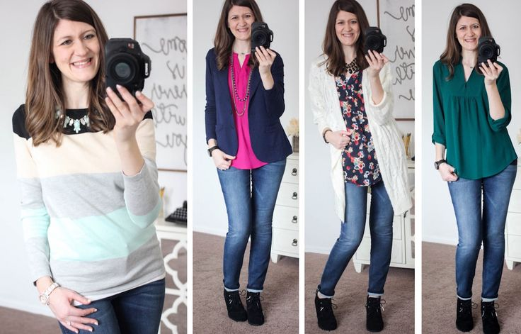 The first of the month has arrived and so has my February Stitch Fix review! Jenn was my guest stylist this month and she did an Amazing job.