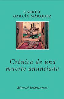 No tiene desperdicio, es la historia mejor contada sabien el final desde el principio.  http://literatura.rincondelvago.com/img/obras/boom-latinoamericano/Cr%25C3%25B3nica-de-una-muerte-anunciada.jpg