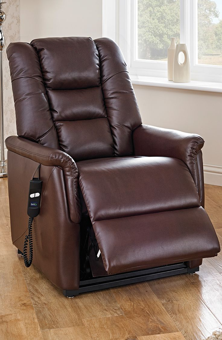 Made From A Faux Leather Giving It The Look And Feel Of A Leather Chair,  The Dakota Is An Affordable And Stylish Riser Recliner.