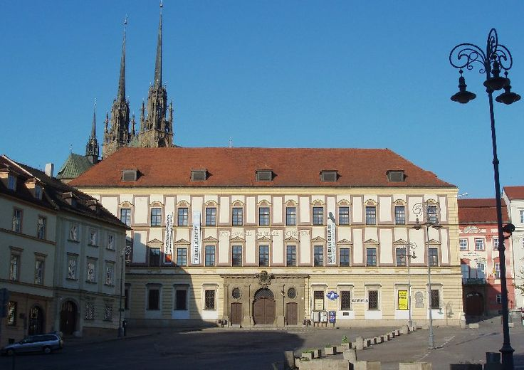 Moravské zemské muzeum - Brno, Moravia, Czechia