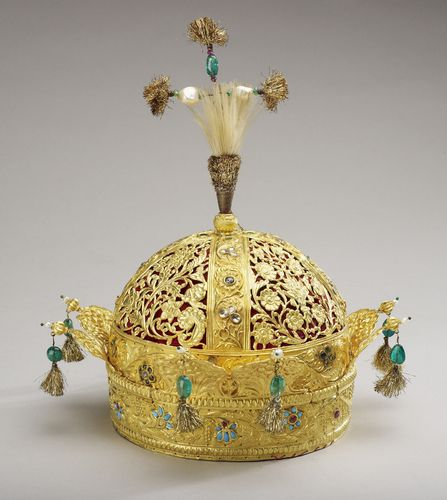 Crown of the Emperor Bahadur Shah II