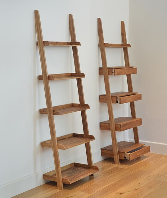 Oak Ladder Shelf New Flat Pinterest More Best Oak