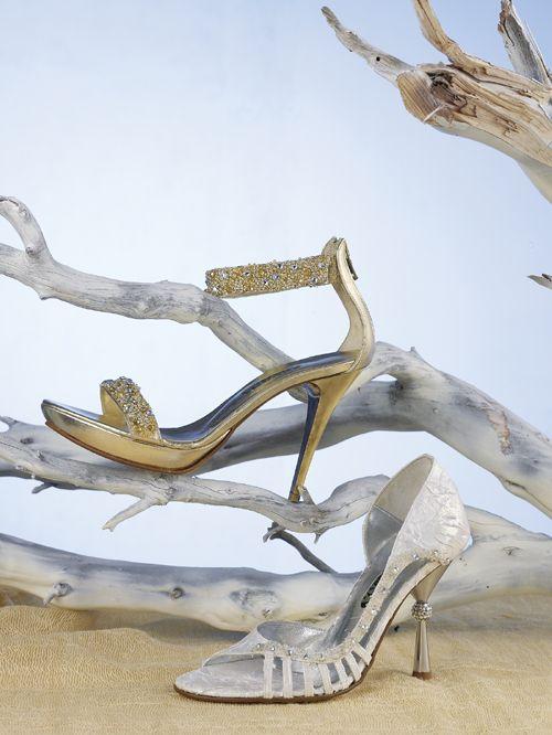 Φωτογράφιση Νυφικά Παπούτσια 2011 Divina