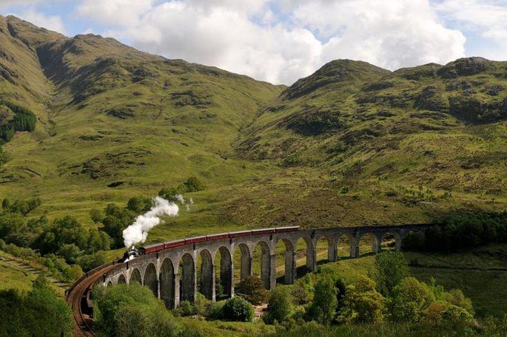 Resultado de imagen para Lochaber, Escocia harry potter