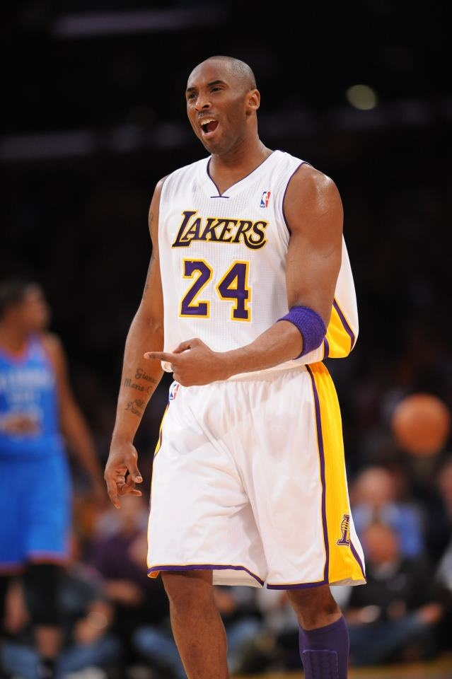 Game of the year?     Kobe Bryant (26pts, 8asts, 6rbs) lead the LA Lakers from down 17 in the 4th to the 114-106 DOUBLE OT victory over the Oklahoma City Thunder.
