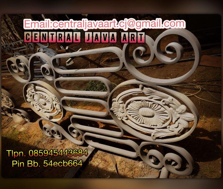 CENTRAL JAVA ART. spesialis mengerjakan besi tempa klasik. juga menerima pesanan ornamen besi tempa cor alluminium. dengan harga bersaing menerima pesanan khusus  baik dalam kota maupun luar kota juga menerima pesanan Export . dengan berbagai macam motif ornamen yang berbeda . juga sepesial pesanan . dengan tenaga ahli yang kreatif dan inovatif Tlpn. +6287878252728 PIN bb. 54ECB664 WhatsApp. 085945443684           email: centraljavaart.cj@gmail.com                        jakarta. Indonesia