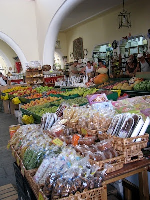 The Kos Town Market  http://www.discoveringkos.com/