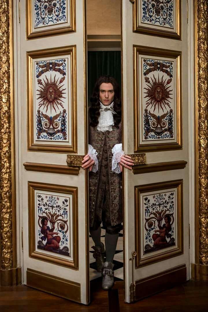 Monsieur Philippe in Versailles season 2