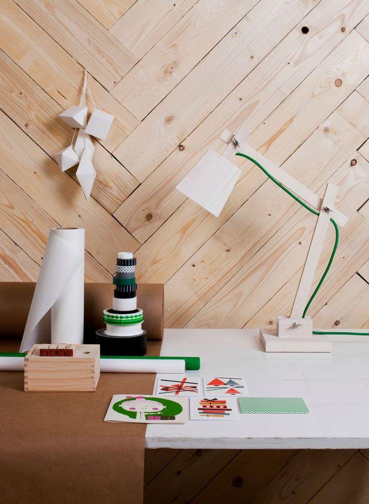 Muuto lamp for office