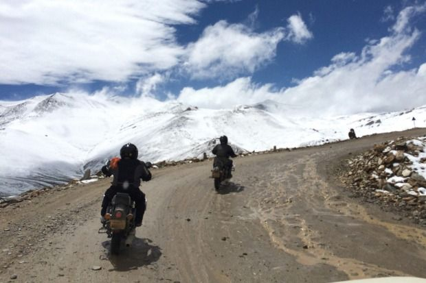 If your vacations are passing boring and looking for excitement, then join #motorcycle #adventure #tour with wheels of Morocco and get the experience to find natural mountain sights.Visit at our website for more detail or call on  +212-6-60-13-43-43.