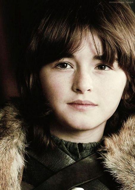 Isaac Hempstead-Wright as Bran Stark in Game of Thrones - Season 1 (2010)