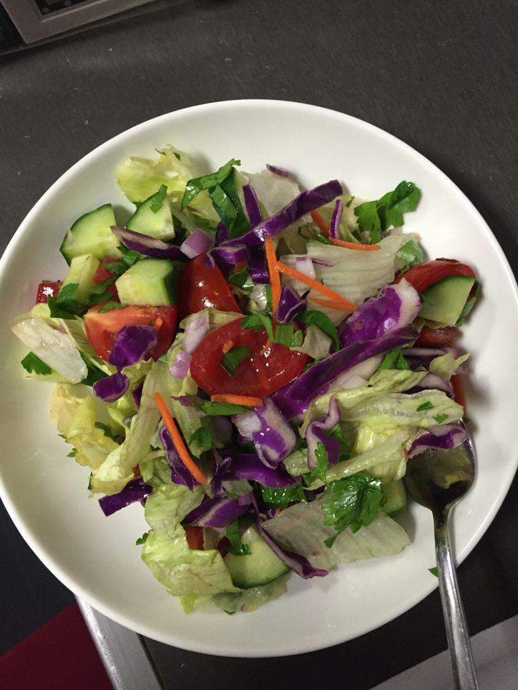 Yummy salad