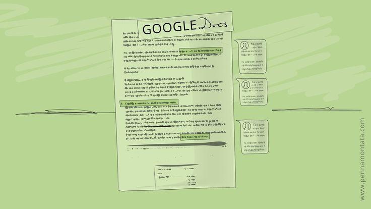 Anna Di Gennaro: Google Docs e le funzionalità che non ti aspetti - usare Google Docs per l'editing testuale