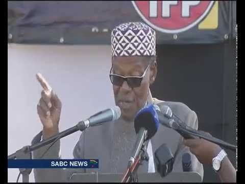 IFP leader, Mangosuthu Buthelezi says he does not believe Wednesday's general elections will be free and fair. He claims there have been too many incidents of political intolerence, particularly in KwaZulu-Natal. Buthelezi was addressing thousands of supporters at the IFP's final rally in Ulundi.