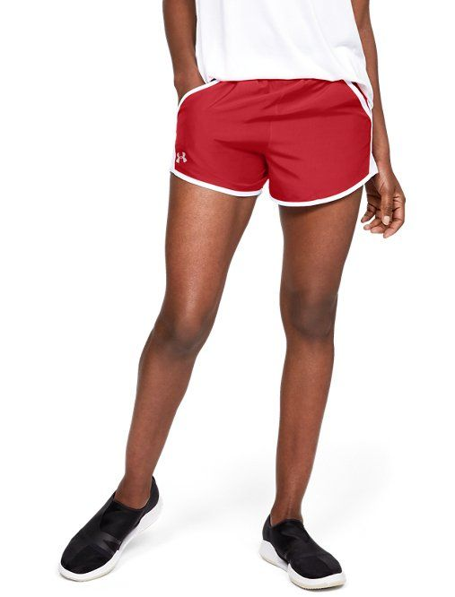 c852f94fa76aa Under Armour Women's UA Fly-By Team Shorts in 2019 | i want | Gym ...
