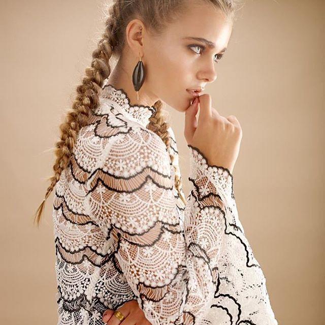 Lauren Ericson, - past Australia's next top model contestant - Instagram // Nichify Username: laurenericson_