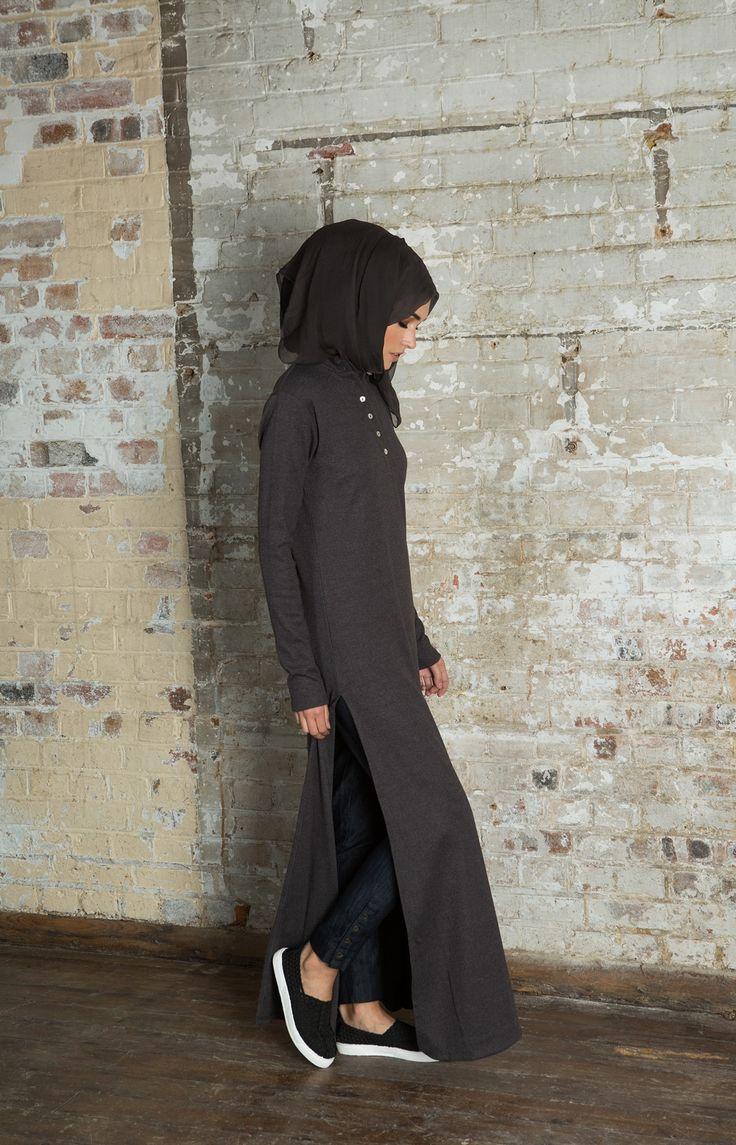 High Rise Abaya | Aab