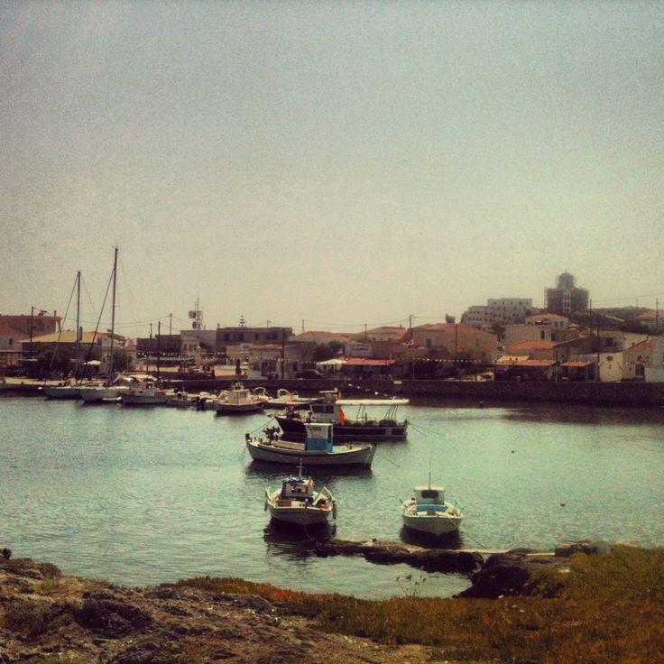 Psara Island Aegean Greece