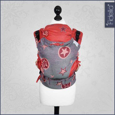 Fidella Fusion babycarrier -Outer Space -vintage-
