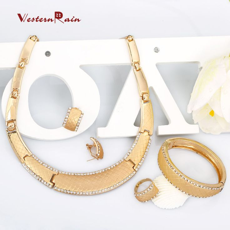 Find More Jewelry Sets Information about WesternRain Popular Women Necklace earrings jewelry set  Rhineshion Wedstone Bride Party Fading Dubai Jewelry,Free Shipping A091,High Quality jewelry memorial,China jewelry recommendations Suppliers, Cheap jewelry box music box from Shop717437 Store on Aliexpress.com