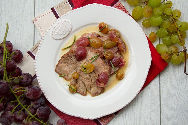 Arrosto+all'uva