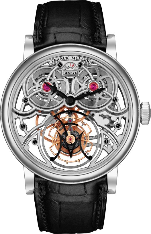 Franck Muller l Giga Tourbillon For all the latest news on luxury watches and watches for sale www.ChronoSales.com #ChronoSales