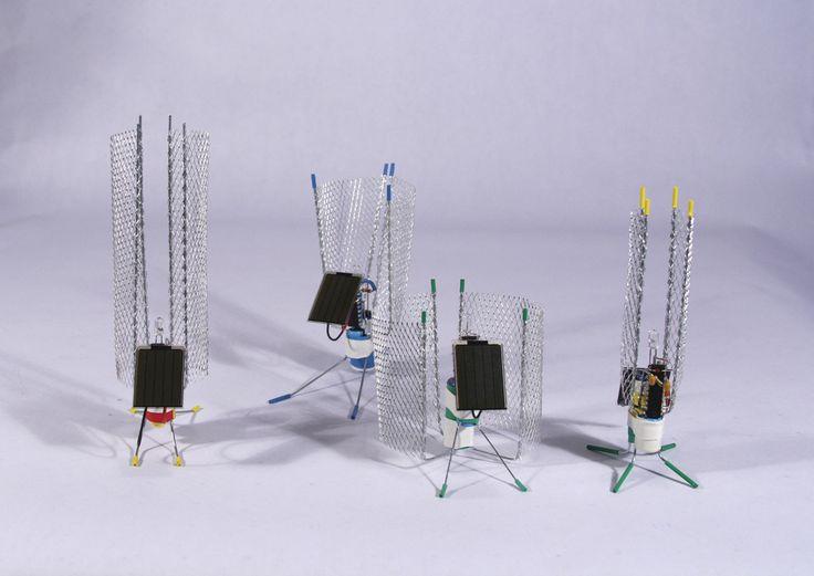 Helioforms: BEAM Robot Pummer