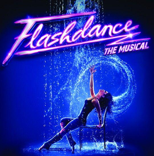 Priscilla Betti et Florent Torres : En tête d'affiche de la comédie musicale, Flashdance ! - StarsBlog.fr