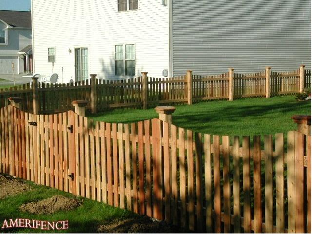 121 best cercas de madera images on pinterest decks - Cercas de madera ...