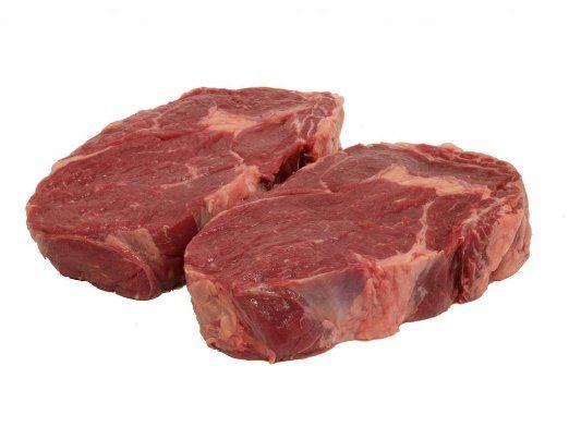 Marconda's Meats, Grass fed Rib-Eye Steak, 2 pieces, 24 oz total