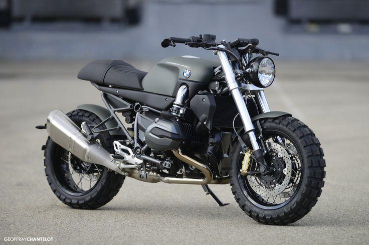 Le constructeur français Lazareth nous propose une série limitée de 10 exemplaires seulement de son scrambler 2015 sur la base de la nouvelle BMW R1200R.La…
