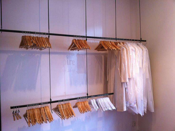 Clothing Store Storage