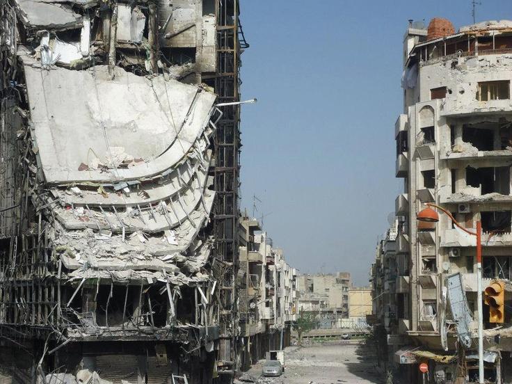 SYRIE. Damas n'a envoyé aucun signal de paix.
