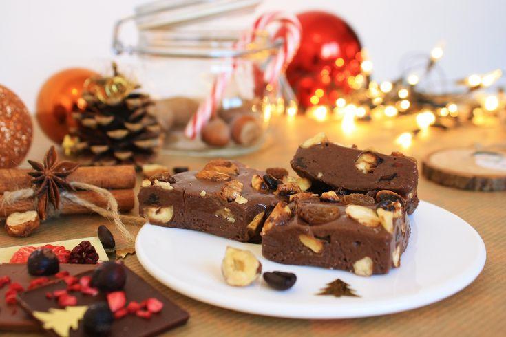 Ciocolata de Casa/ Homemade Chocolate Fudge