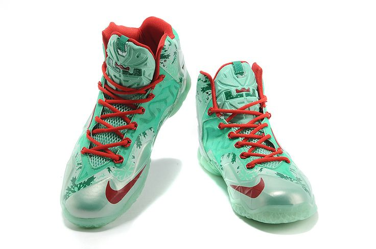 Nike LeBron 11 Vrouwen Kerstmis €85.76