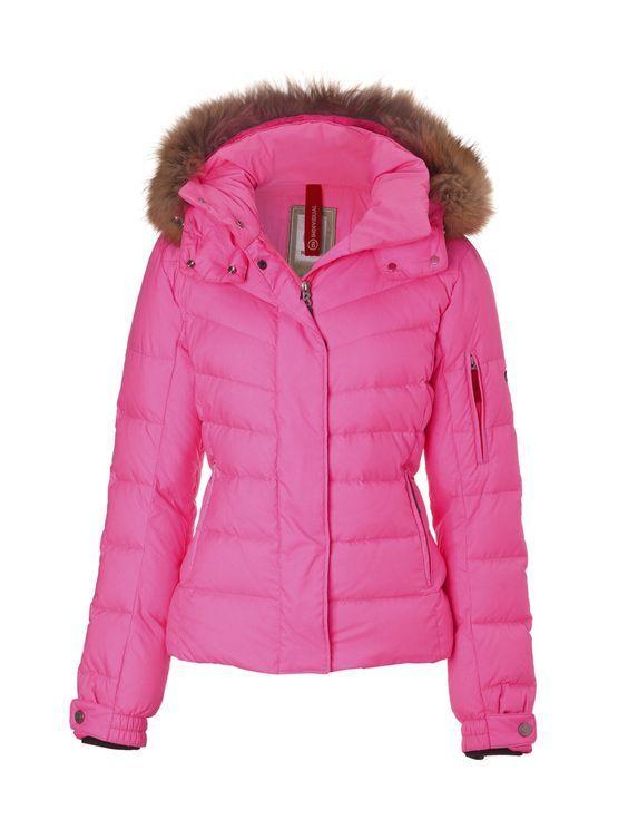 Down Jacket Sale, Pink | Bogner Fire + Ice: