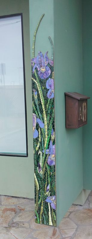 Must hand something beautiful in the screened in foyer in FL