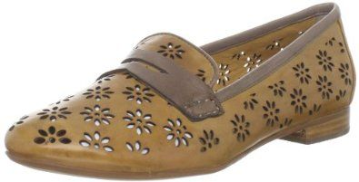 "Everybody Women's Rado Moccasin Everybody. $52.98. Laser cut leather. Heel measures approximately 0.5"". Rubber sole. leather. Textured heel grip. Made in China"