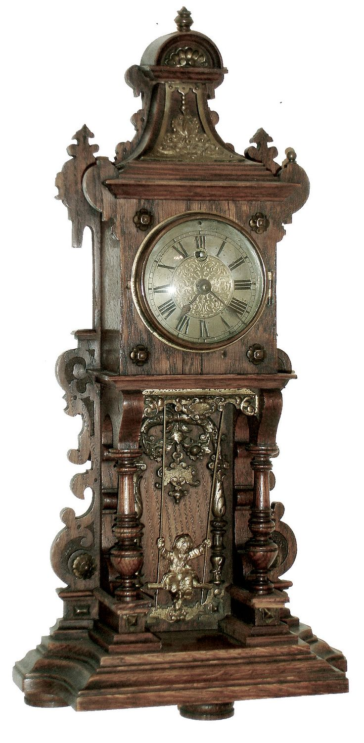 1440 best images about on pinterest grandfather clocks arts crafts and clock - Wall mounted grandfather clock ...