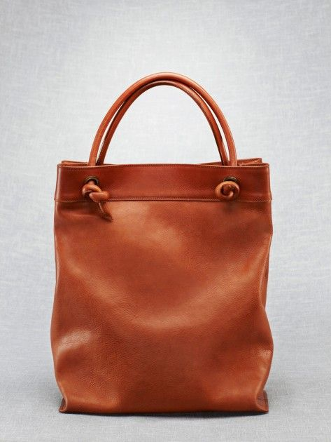 want!: Leather Pur, The Knot, Fashion Style, Brown Bags, Bags Purses, Women Accessories, Brown Leather Handbags, Leather Totes, Leather Bags