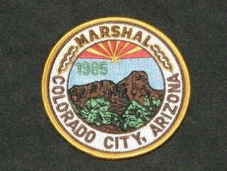 Colorado City, Arizona Marshal Colorado City is in western Arizona . It is in Mohave County. The town is south of the Utah-Arizona border in the Arizona Strip. Colorado City is the gateway to the Arizona Strip. The Arizona Strip is a section of land in Arizona , which includes north of  the Colorado River between the Grand Canyon and Utah. This section is unspoiled, due to its location.