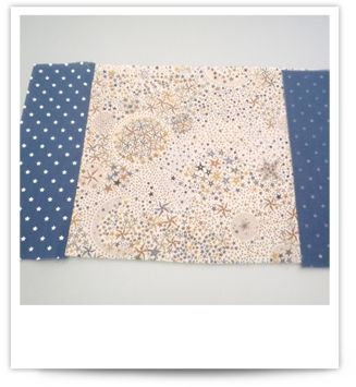 tuto Protège-cahier textile - Couture - Pure Loisirs