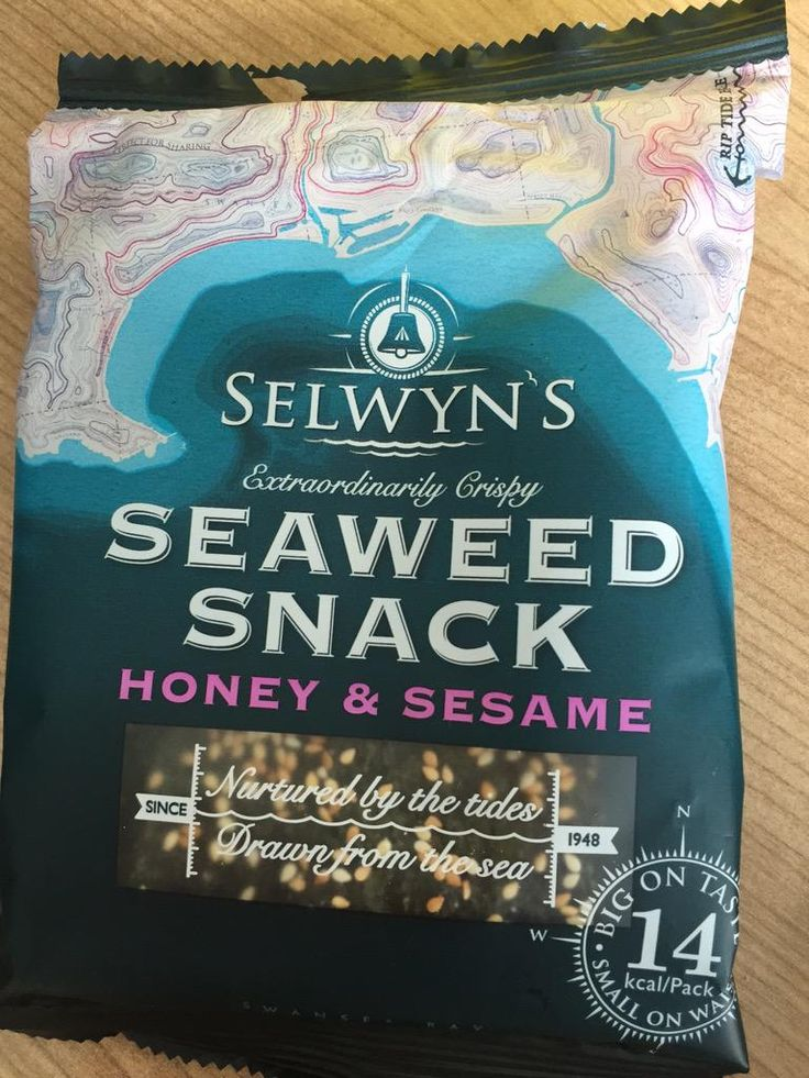 Loving this flavour @SelwynsSeaweed !!!