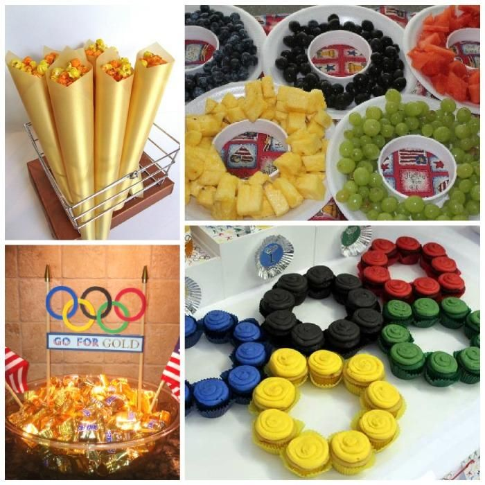 Olympic Party Opening Ceremony
