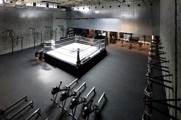 世界で最もスタイリッシュなクウェートのボクシングジム | HYPEBEAST